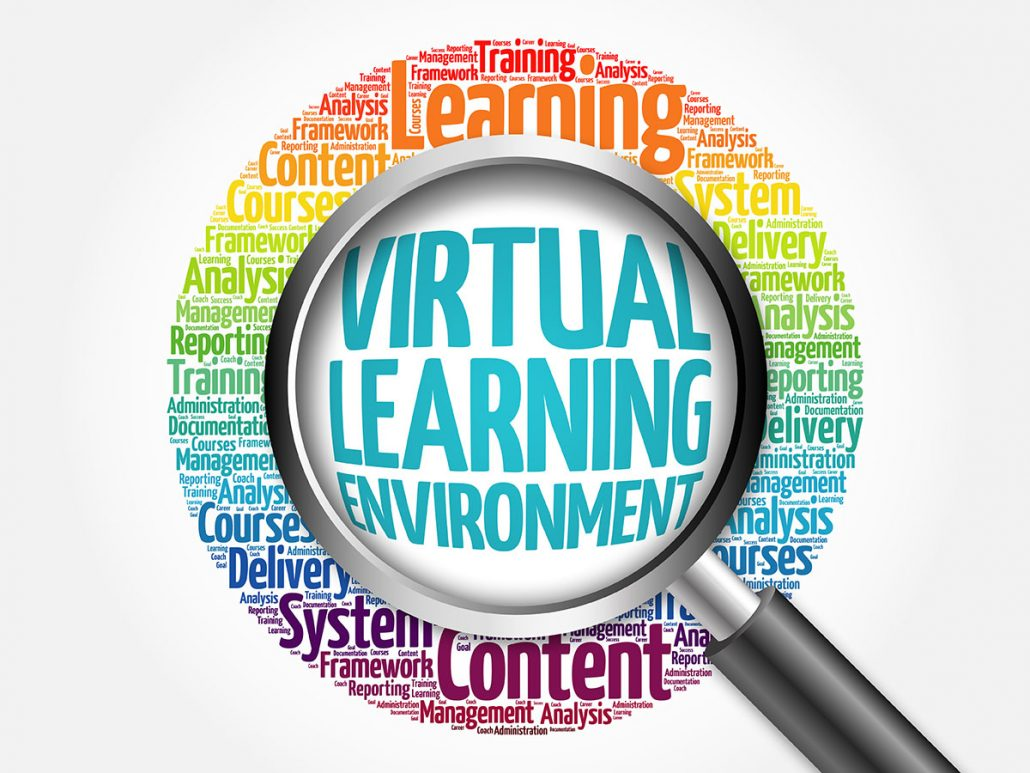 Virtual-Learning-Environment